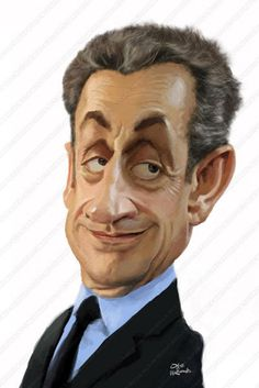 Sarkozy  by  Olle Magnusson