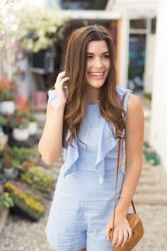 Peek Lauren's June style tips for perfectly breezy summer style