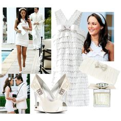 for the white party in the hamptons! loved this episode