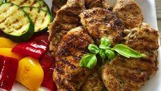 Polędwiczki z grilla w ziołowo-miodowej marynacie Meatloaf, Steak, Grilling, Pork, Beef, Kale Stir Fry, Meat, Crickets, Steaks