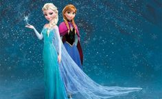 Frozen Anna & Elsa Wallpapers