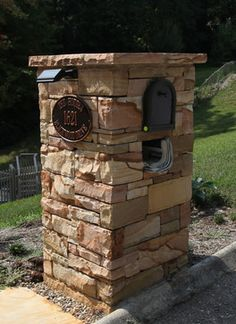 Mailbox Landscape Design Ideas, Pictures, Remodel And Decor