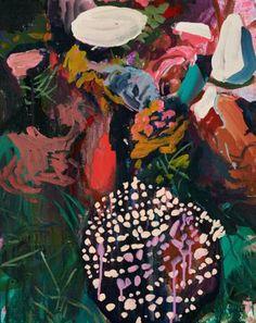 "Saatchi Art Artist Melissa Loop; Painting, ""Offerings to Opoa"" #art"