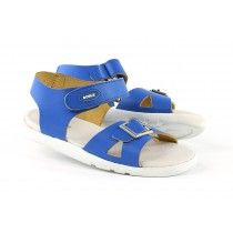 Bobux Iwalk Pop Sandal - Electric Blue - Toddler and Preschool girl's sandals