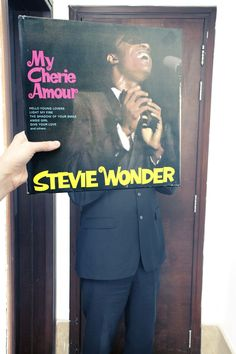 Stevie Wonder (SLEEVEFACE)
