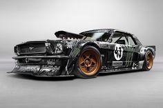HOONICORN, 845 hp, AWD.