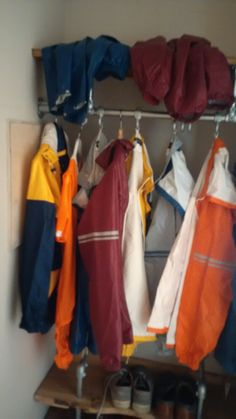 Nylons, Rubber Raincoats, Rain Wear, Dressing Room, Lonely, Latex, Menswear, Sport, Orange