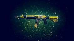 Download Gallil Skull Rifle Counter Strike Global Offensive Weapon Skin 1920x1200