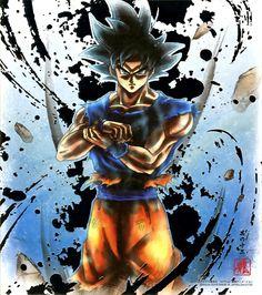 Goku ultra Instict
