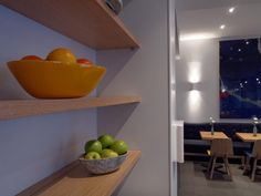 The Breakfast Room at the hotel :)    http://hotelmareuil.com/hotel-parisien-marais-bastille/blog/?lang=en