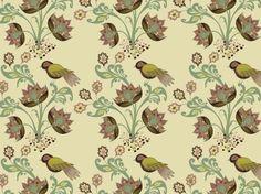 """Vintage Bird"" by ivy21"
