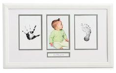 picture frame (footprint, photo, handprint)