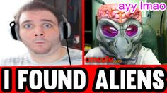 I FOUND ALIENS (Omegle & Chatroulette Funny Moments #42)