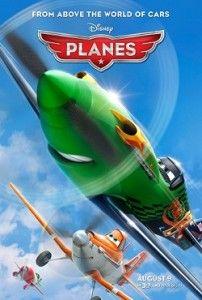 planes movie poster full disney