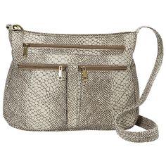 Travelon Anti-Theft Crossbody and RFID ID Pouch Set (Eggplant): Handbags: Amazon.com