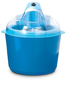 Makes frozen treats in just 30 minutes liter capacity Easy one switch operation