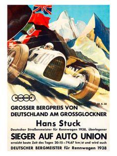 Hans Stuck Giclee Print at AllPosters.com