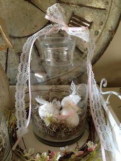Daniëlle D.(my pink bird/ wht message eggs)