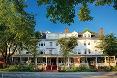 Unwind amid the bucolic splendor of the Berkshires, birthplace of Norman Rockwell's quintessential New England.