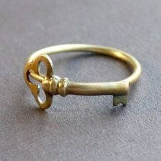 Wouldn't this be the best engagement ring?