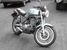 1986 Yamaha SRX 600