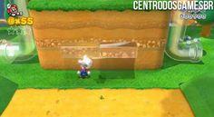 Super Mario 3D World chega ao Wii U em dez 2013.
