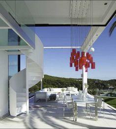 Casa de la playa en la Costa Brava, por Soler-Morató Arquitectes | Eclécticos blog | Tendencias en decoración, arquitectura e interiorismo