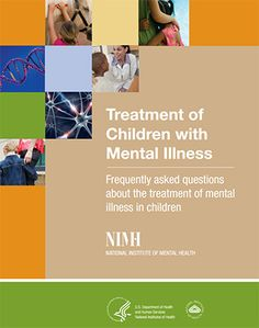 Treatment of Children with Mental Illness cover image