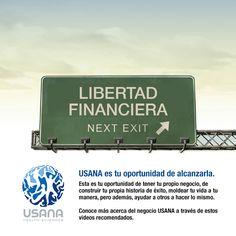 USANA :: RUBI HERNANDEZ :: Soy rico y feliz :: Somos Gente Rica :: NEGOCIO USANA