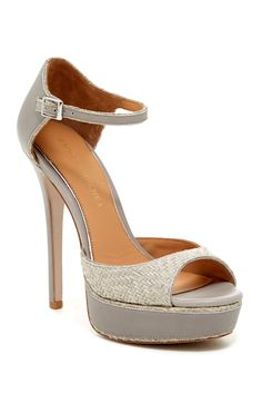 Badgley Mischka | Colby Platform Sandal | HauteLook