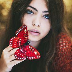 Butterfly girl by Jovana Rikalo on 500px