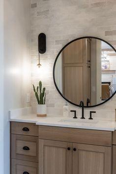 Bathroom Renos, Laundry In Bathroom, Small Bathroom, Master Bathroom, Washroom, Bathroom Renovations, Bathroom Inspiration, Home Decor Inspiration, Bathroom Inspo