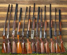Ten best shotguns made in America.