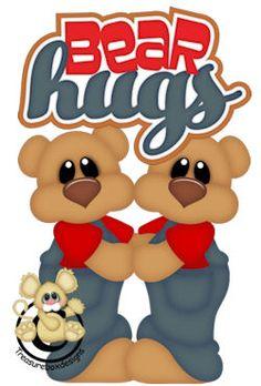 Bear Hugs - Treasure Box Designs Patterns & Cutting Files (SVG,WPC,GSD,DXF,AI,JPEG)