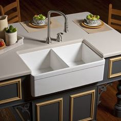 Kitchen sink by Elkay Sinks + Faucets Kitchen Pinterest To be ...