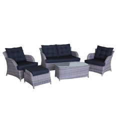 For fun outdoor family time, browse our range of Outdoor Wicker Lounges. UV & weather resistant, every Luxo Living's Outdoor Wicker Lounge adds style & elegance.