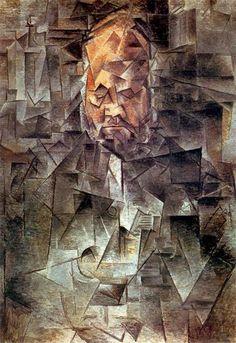 Algargos, Arte e Historia: PABLO PICASSO. DEL CUBISMO ANALÍTICO AL CUBISMO SINTÉTICO, DE 1910 A 1914/24. CARACTERÍSTICAS Y OBRAS.