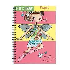 MUDPUPPY Flip & Draw book    $14