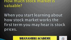 How #stockmarket works – Get Tips from Here