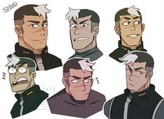 soooooo watched Voltron……..asadsgfhgajs why is everyone cute 1 cutie down, 6 left to go - nice watches for men, brand name watches on sale, polar watches *ad