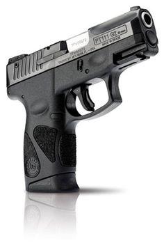 Taurus Millennium G2 handgun   Outdoor Channel