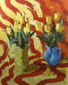 Jill Barthorpe - Bright Stripes