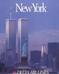New York ~ Delta Air Lines (1982)