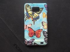 The night life Butterfly Decoupage case/ Classic style/ Vintage / for Samsung Galaxy S2 / Cover case / Hard Case / Accessories / Smartphone on Etsy, ฿485.89