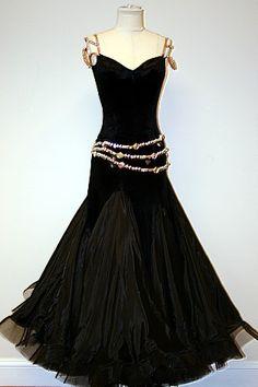 - Ballroom Dress