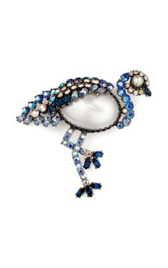 Carole Tanenbaum Vintage Jewelry: Schiaparelli Bird Brooch