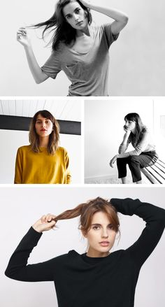 Everlane - simple and lovely.