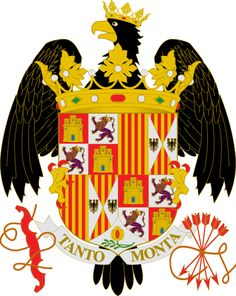 Queen Isabella of Castile's Jewels Spain History, Art History, Maputo, Isabella Of Castile, Family Crest, Crests, Roman Catholic, Coat Of Arms, Art And Architecture