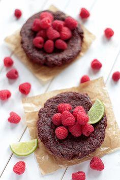Flourless Chocolate Cake with Coconut