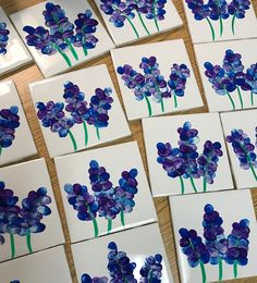 Bluebonnets for Mothers Day